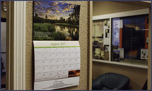 Messenger Calendars