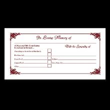 Memorial Gift Cards