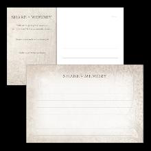 Signature Share a Memory Card