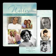 Signature Remembrance Cards